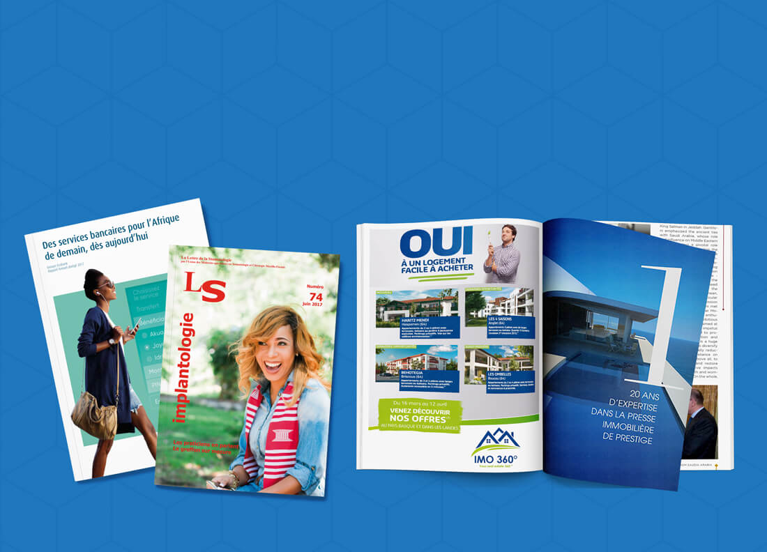 advertising publications Margy Printer Consultancy