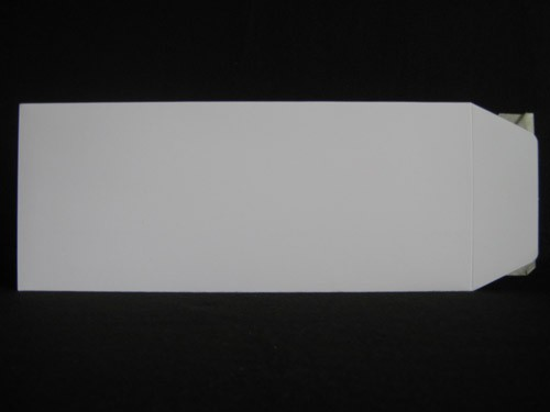 Pochettes Post Marque 127X305 Carton blanc 180g