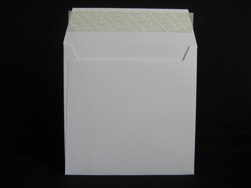 Pochettes Post Marque 170x170 Carton blanc 180g