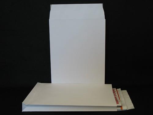 Sacs à soufflets C4-229X324x30 Blanc 120g