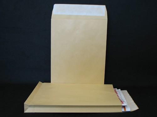 Sacs à soufflets C5-162X229x30 Kraft brun 120g
